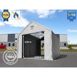 4x8m hangar avec fenêtres...