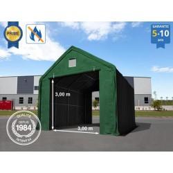 4x8m hangar, porte 3x3m,...