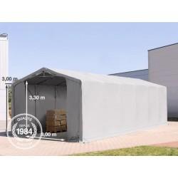 5x12m hangar, PVC de 550...