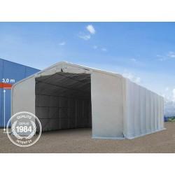 8x36m hangar, porte...