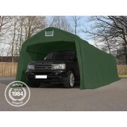 3,3x9,6m garage, abri, PVC...