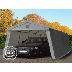 3,3x7,7m garage, abri, PVC...