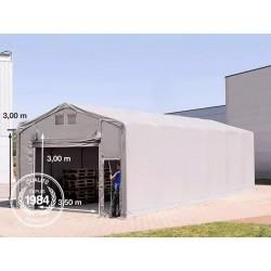 6x12m hangar, PVC de 550...