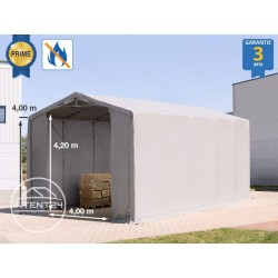 5x10m hangar, PVC de 720...