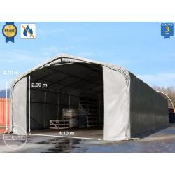 6x12m hangar, porte...
