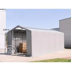 copy of 4x12m hangar, PVC...